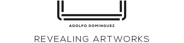 Bolso de piel negro estructurado - Complementos U WOMAN  - Adolfo Dominguez