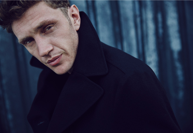 Black coat for men -  Outerwear & Coats AD Man - Adolfo Dominguez Online
