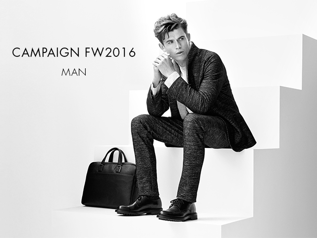 Trends in men clothing Fall Winter 2016-17 - Fashion AD MAN Adolfo Dominguez