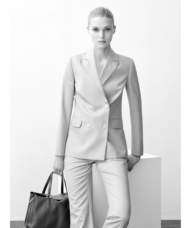 Woman suit and briefcase for women - AD WOMAN Adolfo Dominguez