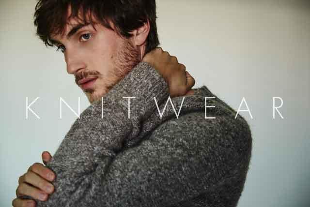 Jersey de lana para hombre - Prendas de punto AD Hombre  -  Adolfo Dominguez