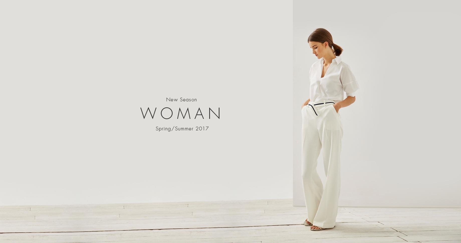 New season woman